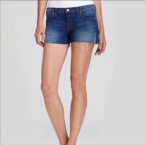 J Brand | Karma cut off midrise jean shorts 27
